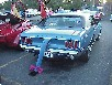 photo of 1969 Grande Mustang in car show